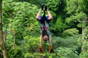 Emilio ziplining