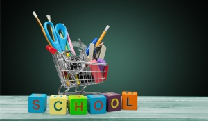 Back to School, Education, Shopping.